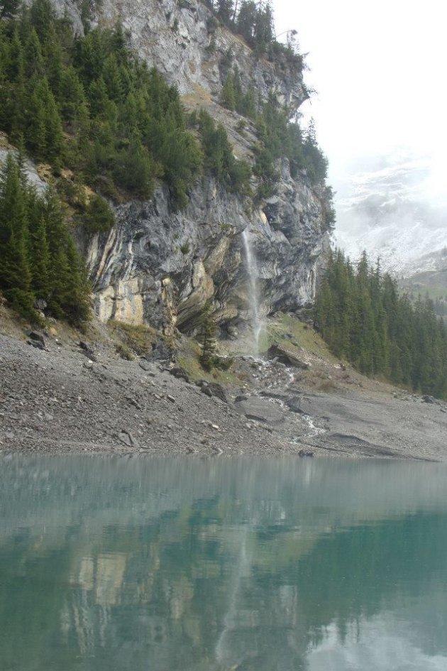 Waterval in kandersteg