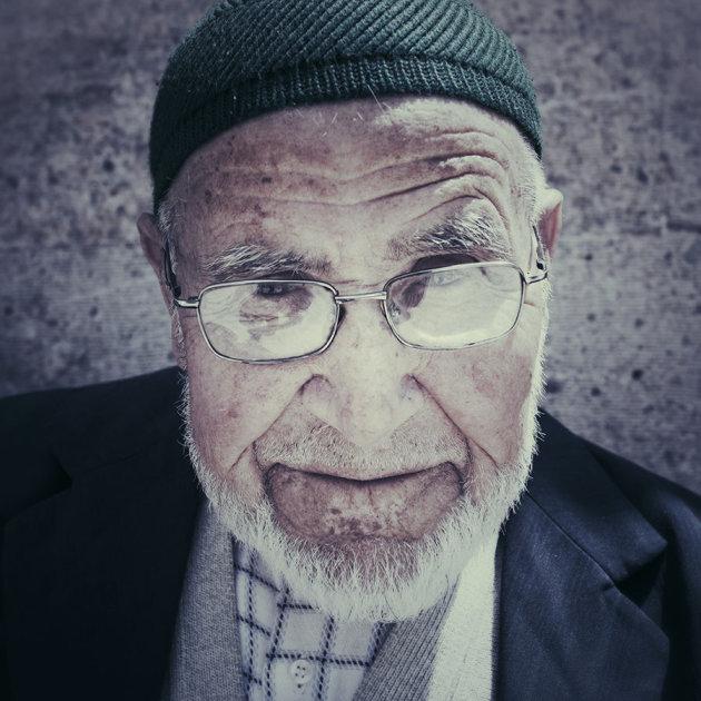 Man in Konya
