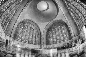 Het interieur van het Voortrekker Monument