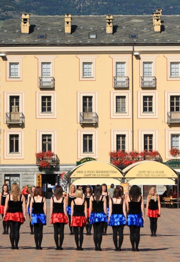 Dance Aosta