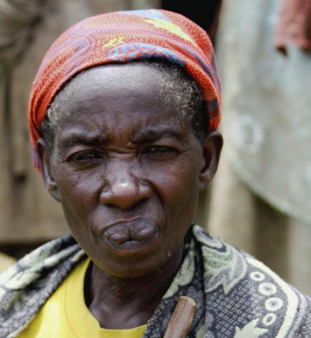Pygmee Vrouw