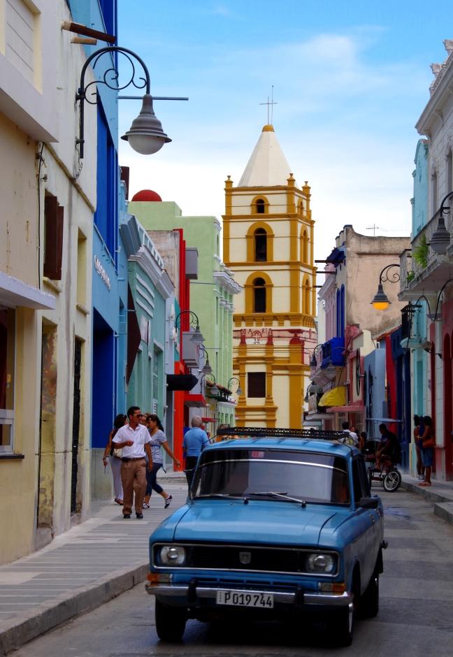 Oldtimer in Camagüey