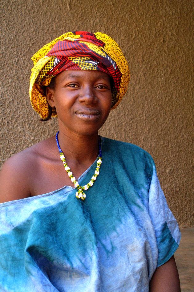 Malinese vrouw