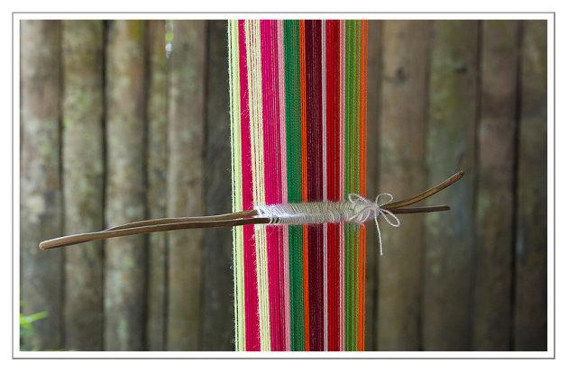 Tsachilas loom