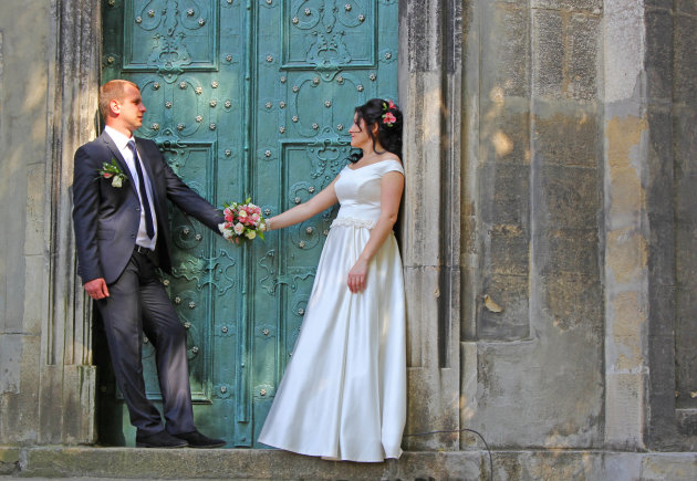 Bruidspaar I