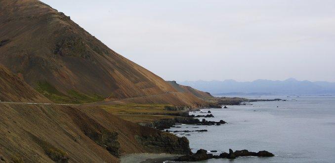 Van Höfn naar Seyðisfjörður