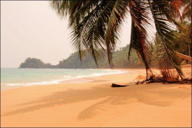 Yalé beach, Sao Tomé