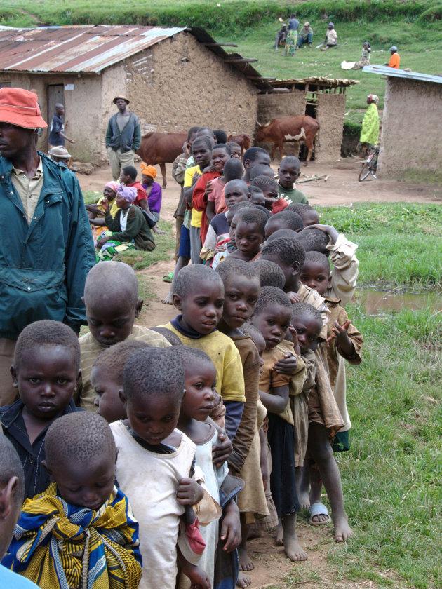 Batwa jongens  II