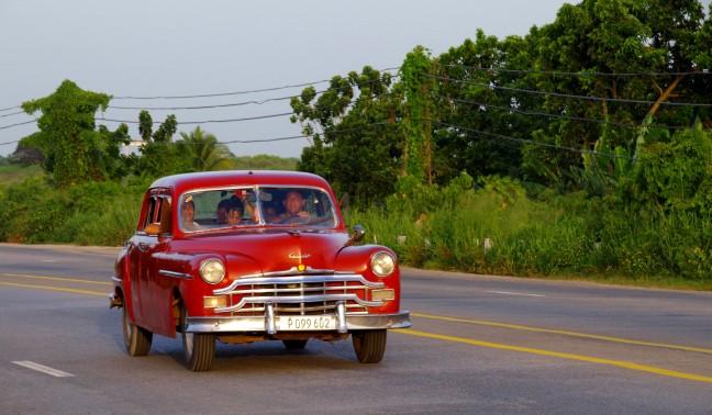 Cuban roodtrip