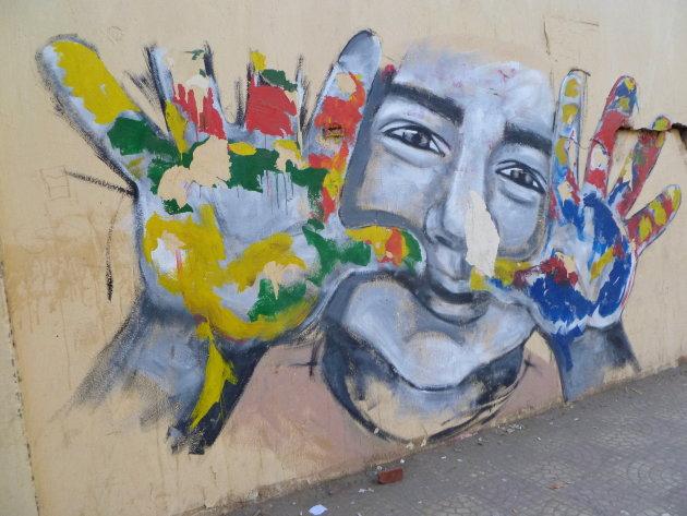 Graffitti!
