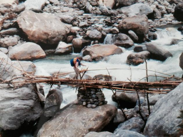 gevaarlijke brug