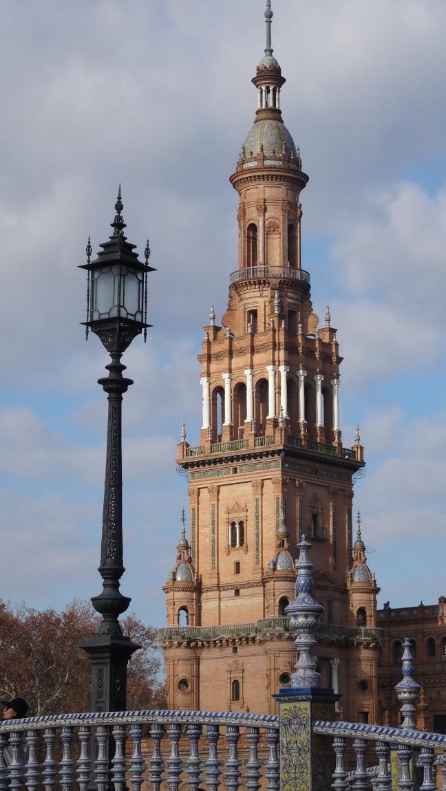 toren en lantaarn
