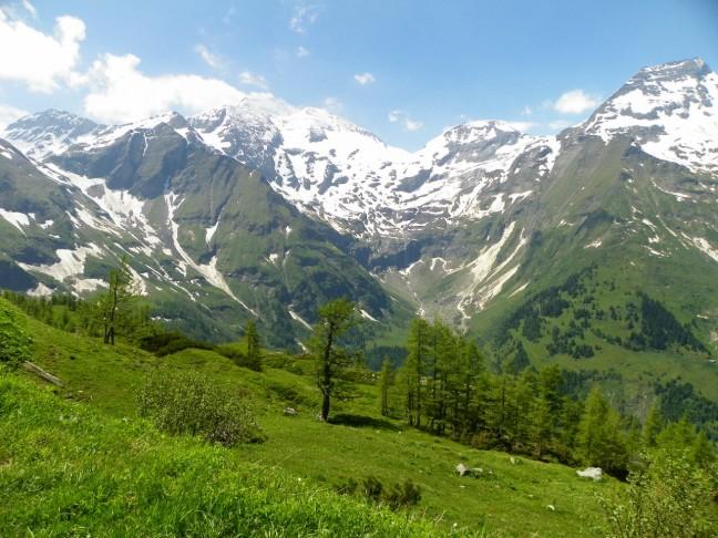 Het prachtige berglandschap van Oostenrijk