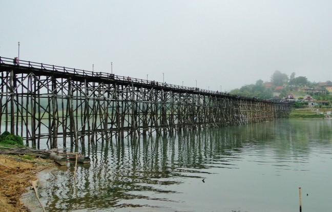 Langste houten brug