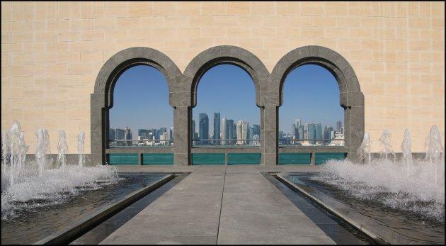 oud en nieuw in Qatar