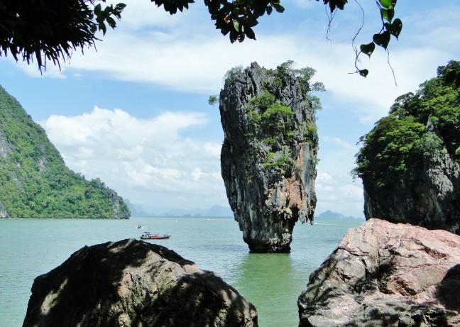James Bond eiland