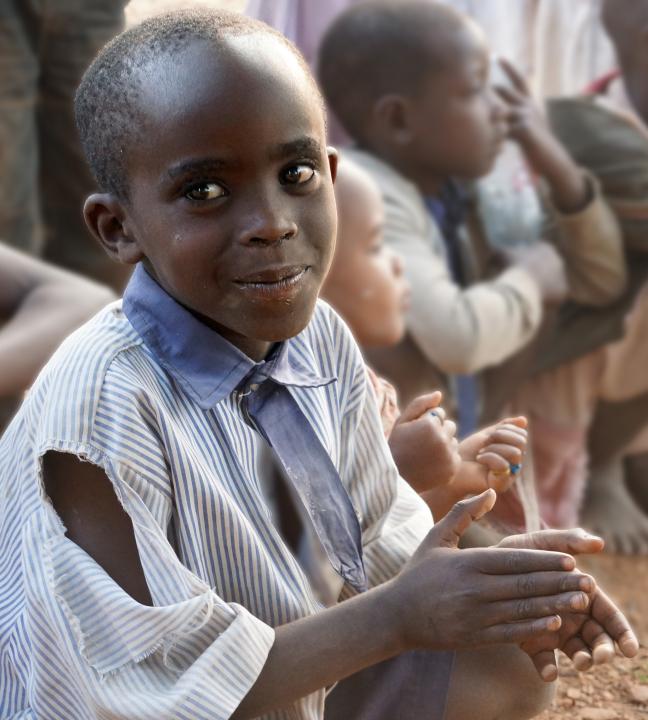 Boyhood  Oeganda