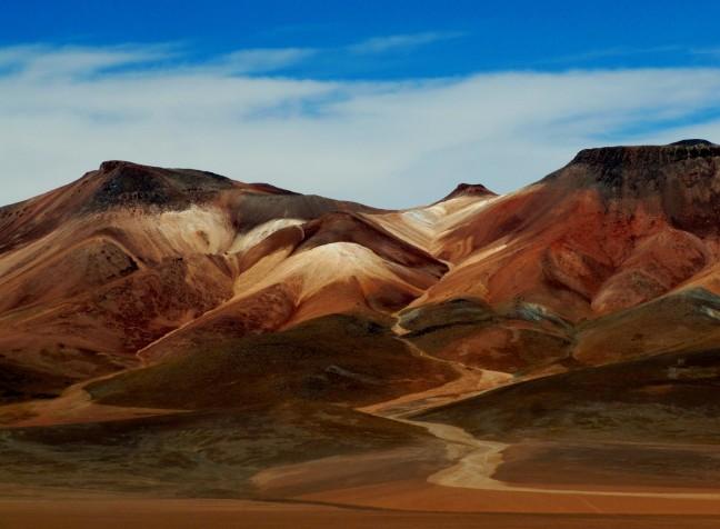 Artist mountain