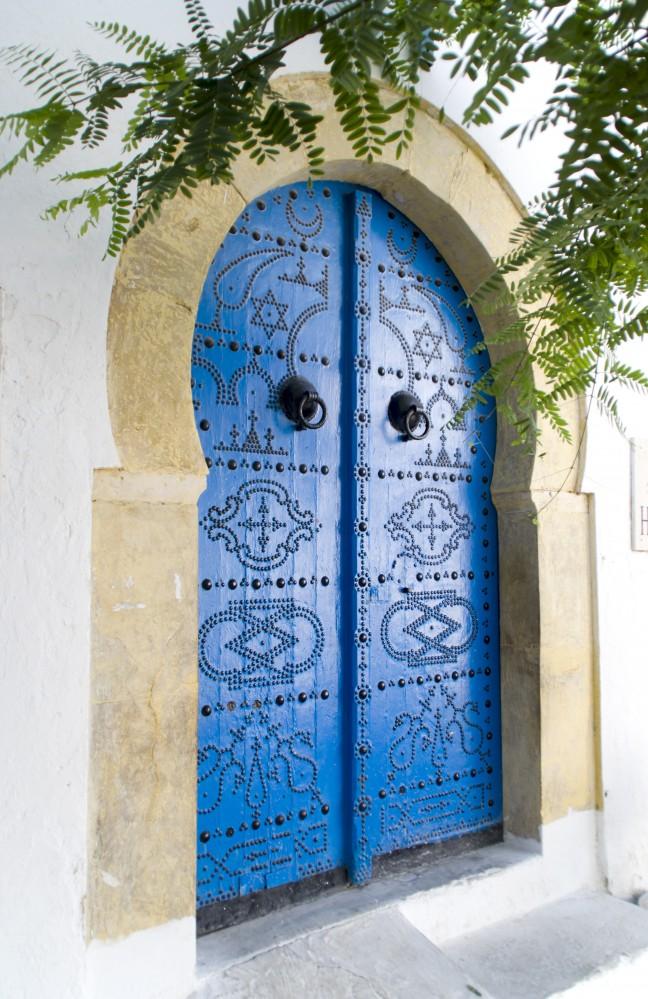 Mooie deur
