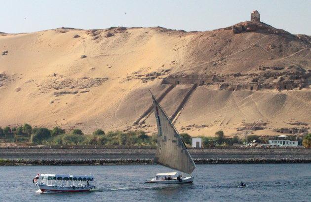 Aswan; 'Death on the Nile'!