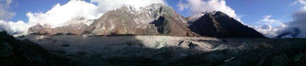 Highlight of Nepal - Khumbu gletsjer 5000m