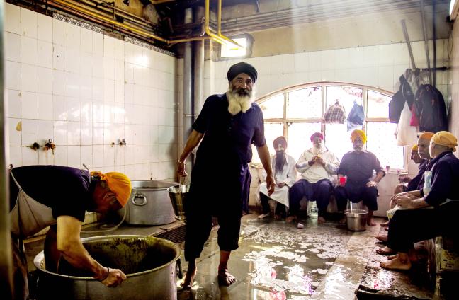 Sikh keuken