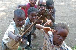 Zambian kids