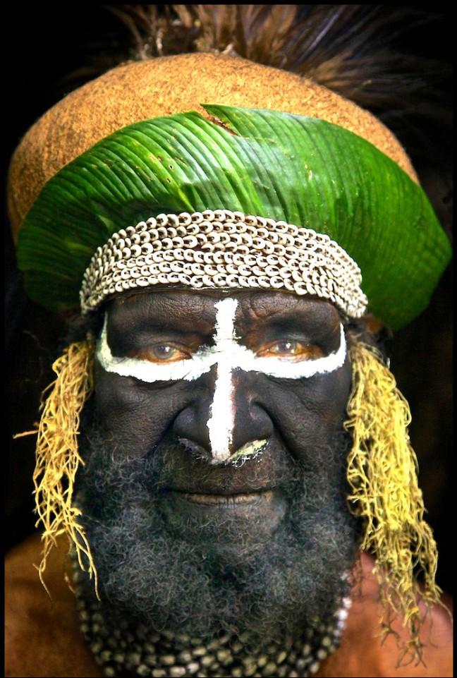 Chief Terema