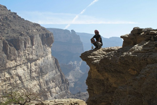 Grand Canyon van Oman