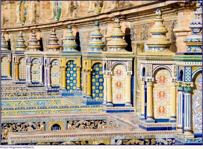 Heel veel Azulejo's
