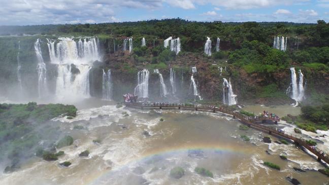..over the rainbow