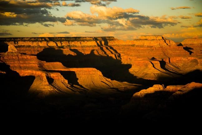 Sunset @ Hopi Point