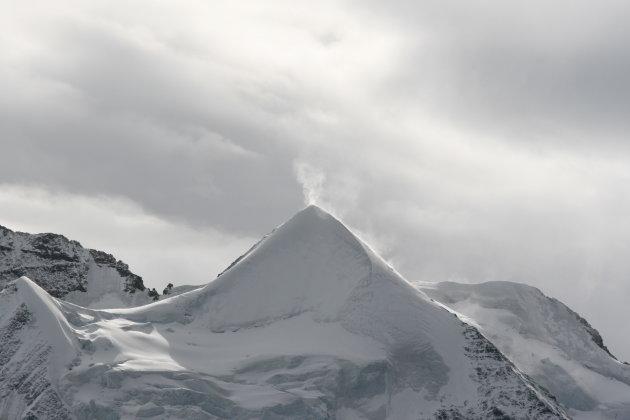 De schoonheid van de bergen