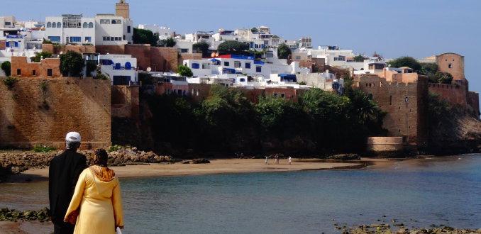 De liefde laat zich openhartig uitbeelden in Marokko