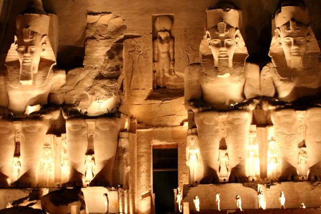 Abu Simbel!