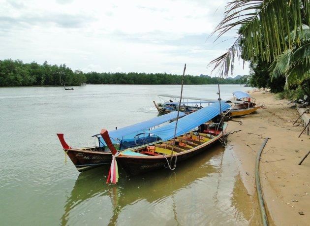 Toeristenbootjes