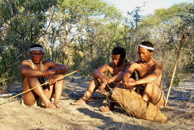 Oudste volk ter wereld