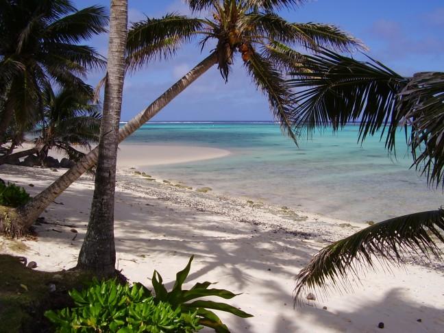 Paradijs in de Stille Oceaan