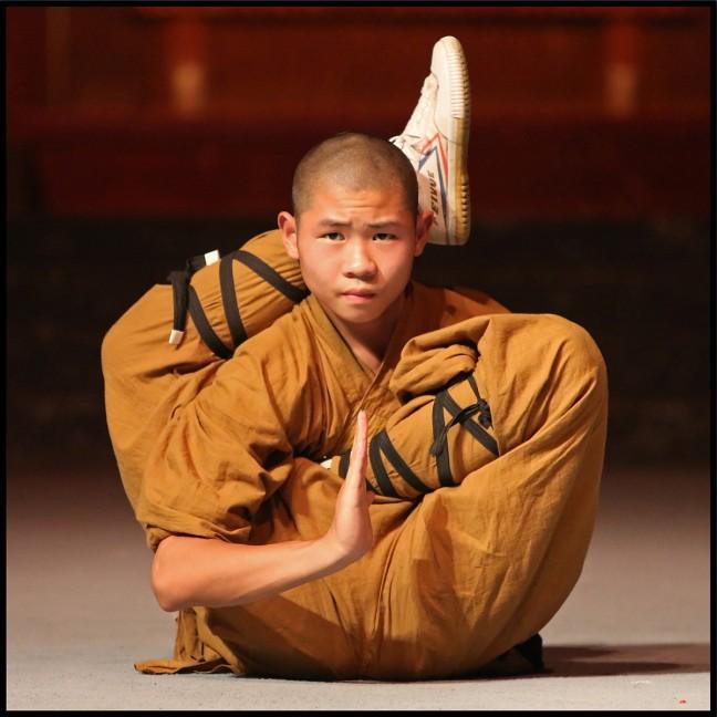 Kungfu c.q. Shaolin-boksen