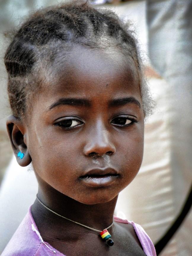 Senegalese beauty