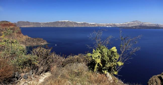 Thirasia / Santorini