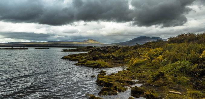 De schoonheid van Thingvellir
