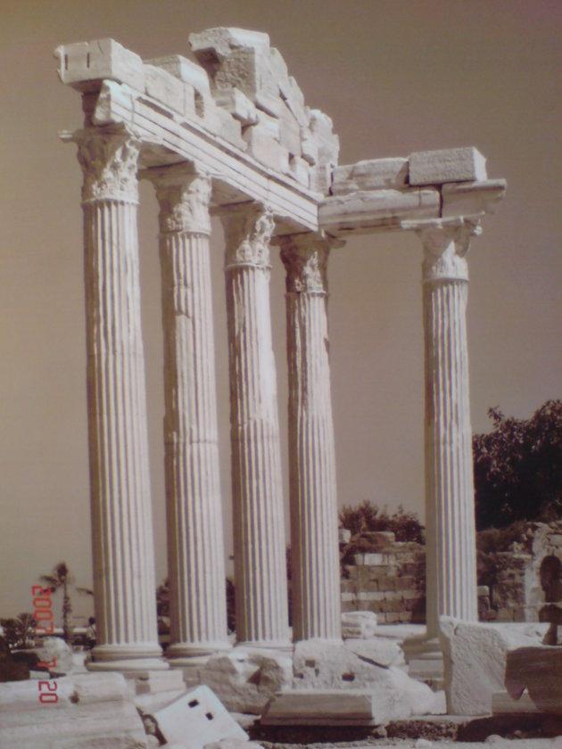 2007: Apollon and Athena Temple.