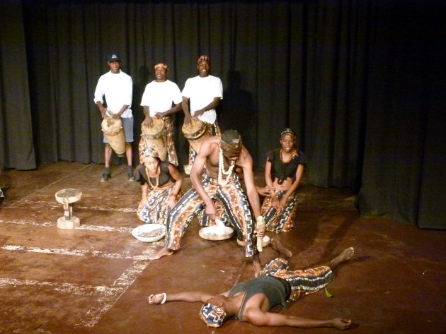 The Arts Cafe in Livingstone