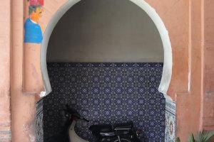 Naar de hammam in Marrakech.