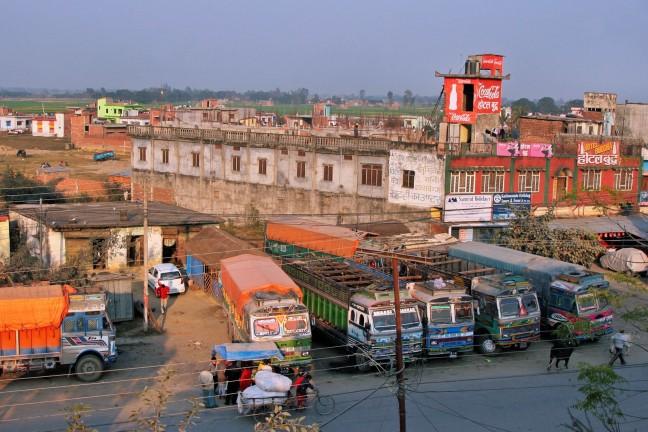 Accomodatie in Sonauli : grens Nepal-India