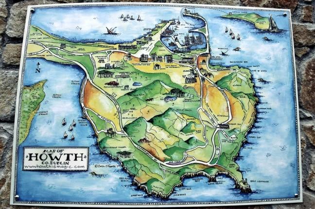 Stedentrip Dublin? ga uitwaaien in Howth