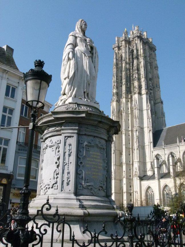 Rij Mechelen niet voorbij!