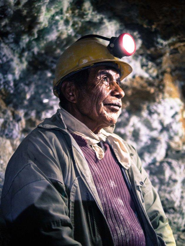 Oudste Mijnwerker