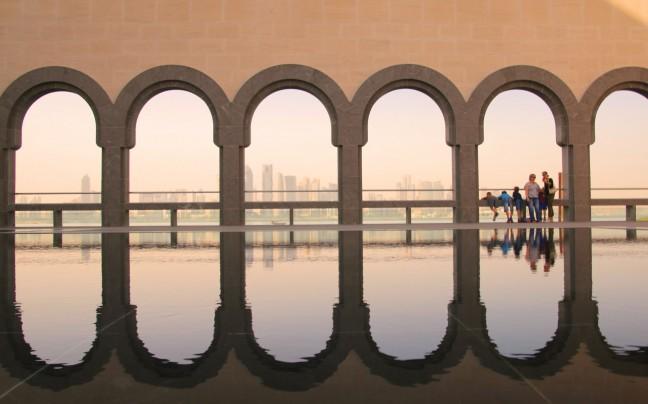 bogen in Doha